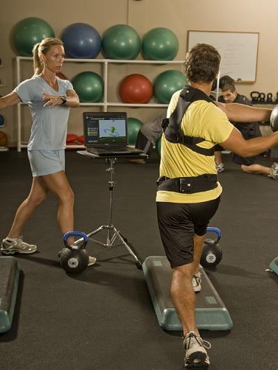 Fitness Pro Using K-VEST
