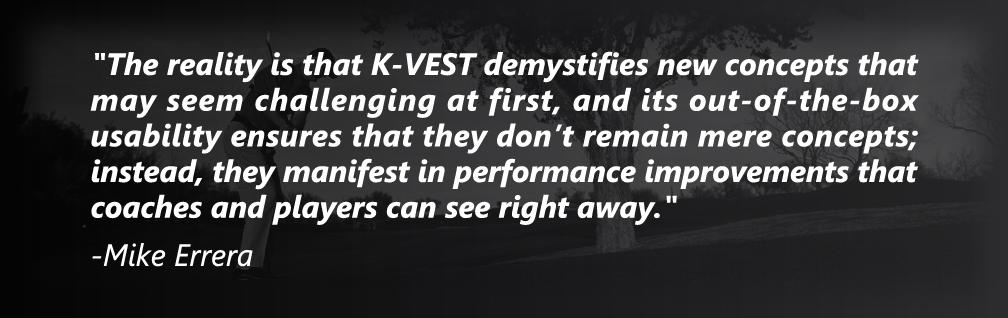 K-VEST demystifies