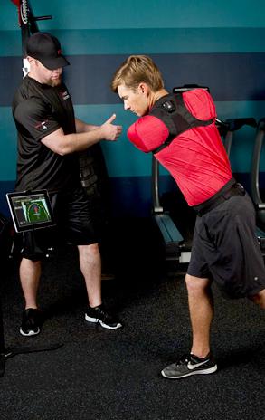 Fitness uses for K-Vest